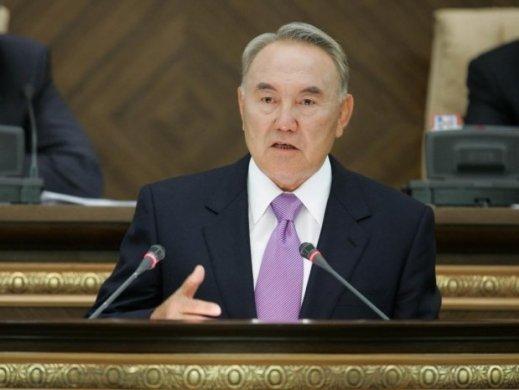 Социально-экономическая модернизация – главный вектор развития Казахстана 27 января 2012 г.