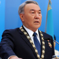 First President  N.Nazarbayev is one of the most famous and authoritative politicians of Eurasia.