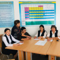 On November 1, a meeting of the School of Excellence was held...